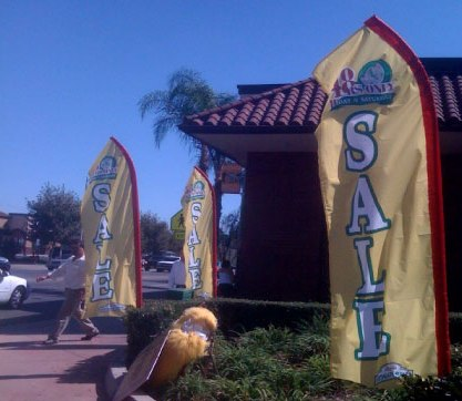 Full Color Banners Orange County